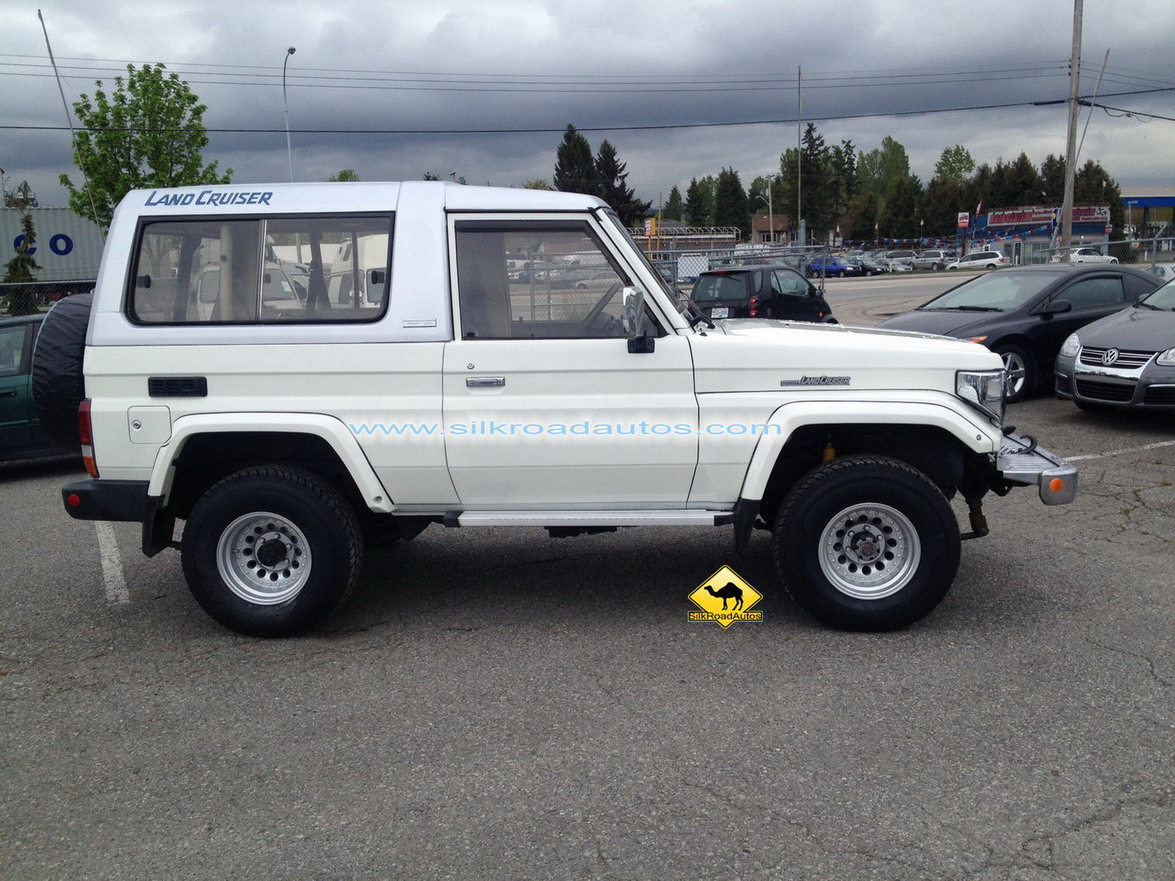 Toyota Land